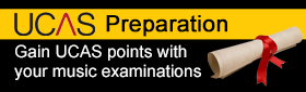 UCAS preparation - gain UCAS points with your music examinations